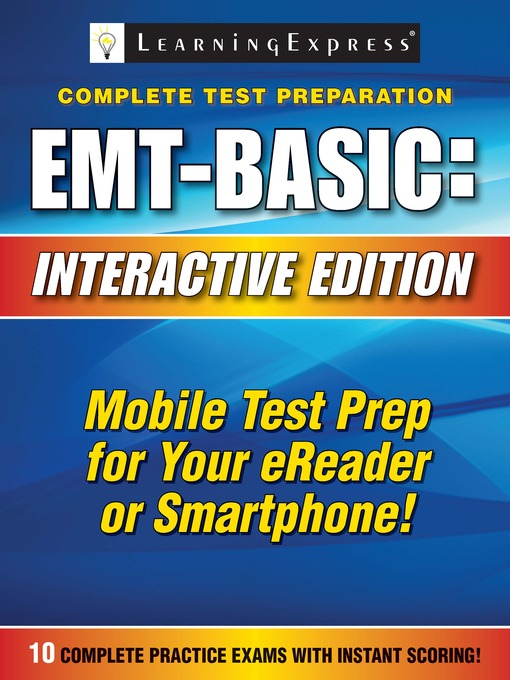 Title details for EMT by Learning Express, LLC - Available